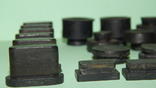 Резиновые ножки с аппаратуры Ссср, фото №7