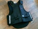 Защитный жилет Body pro + Polizei свитер, фото №3