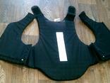 Защитный жилет Body pro + Polizei свитер, фото №4