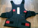 Защитный жилет Body pro + Polizei свитер, фото №5