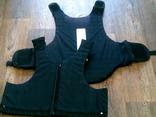 Защитный жилет Body pro + Polizei свитер, фото №6