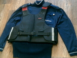 Защитный жилет Body pro + Polizei свитер, фото №2