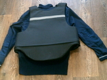 Защитный жилет Body pro + Polizei свитер, фото №8