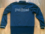 Защитный жилет Body pro + Polizei свитер, фото №9
