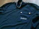Защитный жилет Body pro + Polizei свитер, фото №11