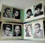 Альбомы с актёрами и актрисами фото 218 шт., фото №12