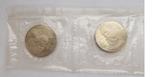 1 рубль новоделы 1988 г. сцепка 3 шт., фото №3