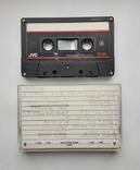Аудиокассета JVC GI-90 (Jap), фото №3