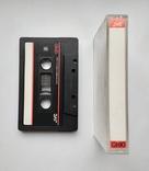 Аудиокассета JVC GI-90 (Jap), фото №4