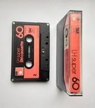 Аудиокассета BASF LH super 90 (Ger 1976), фото №4