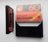 Аудиокассета BASF LH super 90 (Ger 1976), фото №6