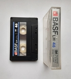 Аудиокассета BASF LH - 46 (Jap 1980), фото №4