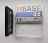 Аудиокассета BASF LH - 46 (Jap 1980), фото №7