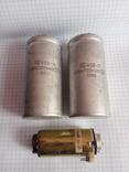 Конденсаторы К50-18 2 шт + бонус, фото №2