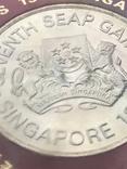 Сингапур 5 долларов 1973., фото №8