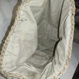 Плетеная сумка, фото №4