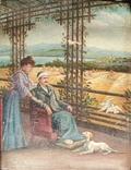 Картина дореволюционная. Подпись Зотиковъ, фото №2