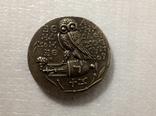 Монета Древняя Греция копия С47, фото №3