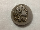 Монета Древняя Греция копия С52, фото №3