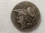 Монета Древняя Греция копия С55, фото №2