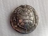 Монета Древняя Греция копия С58, фото №2