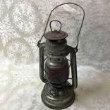Керосиновая лампа гдр, фото №3