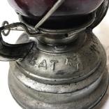 Керосиновая лампа гдр, фото №8