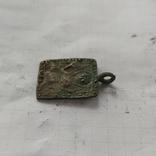 Оранта кр серебро копия, фото №3