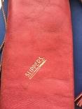Кожаная сумка-чехол на бутылку SLIPPERS., фото №4