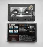 Аудиокассета BASF CHROME II 90, фото №3