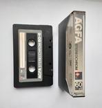 Аудиокассета AGFA STEREOCHROME II 60+6 (Ger), фото №4