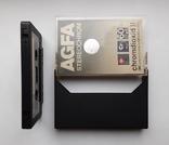 Аудиокассета AGFA STEREOCHROME II 60+6 (Ger), фото №6