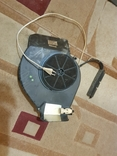 Электродвигатель от вытяжки, фото №4