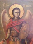 "Икона ""Св. Михаил "", фото №5"
