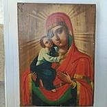 Икона Божья Матерь Владимирская 30 х 22.5 см, фото №2