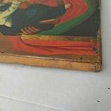 Икона Божья Матерь Владимирская 30 х 22.5 см, фото №8