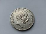 5 марок 1902 Саксонія, фото №3