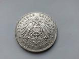 5 марок 1902 Саксонія, фото №4