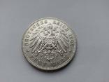 5 марок 1902 Саксонія, фото №5