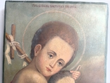 Икона Иоанна Крестителя предтечи, фото №4