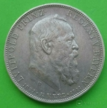 5 марок, Бавария (Германия), 1911 год., фото №2