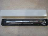 Шариковая ручка на 4 цветных стержня..СССР. Новая., фото №3