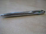 Шариковая ручка на 4 цветных стержня..СССР. Новая., фото №5