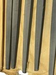 Напильник квадратный 400 мм 5шт., фото №3