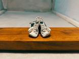 Серебряные боксерские перчатки, фото №9