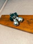 Серебряные боксерские перчатки, фото №13