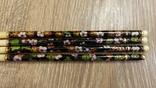 Китайские палочки с эмалями Клуазонне., фото №7