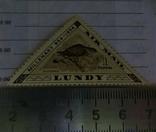 Почтовая марка Ланди., фото №5