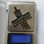 Крест кр серебро копия, фото №6