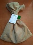 1 гривна Старого типа разных годов выпуска в банковском мешке Вабанк мешок опломбирован
